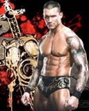 Free RandyOrtonGasMask.jpg phone wallpaper by roxychikk