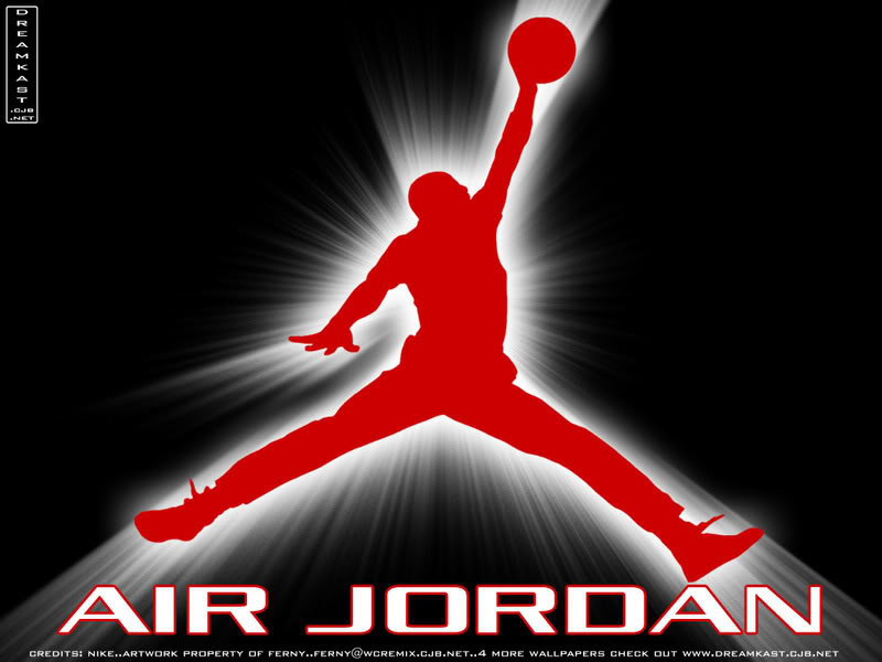 Free air jordan logo phone wallpaper by rockafella