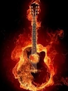 Free Fire Guitar.jpg phone wallpaper by 1tweak69