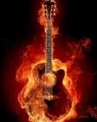 Fire Guitar.jpg wallpaper 1