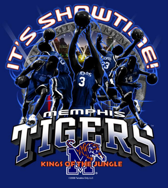 Free memphis tigers its showtime phone wallpaper by chucksta