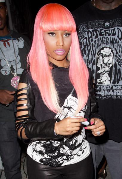 Free Nicki Minaj - Pink Wig, Thick A** phone wallpaper by dlong01