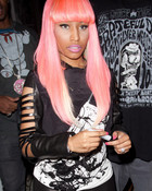 Nicki Minaj - Pink Wig, Thick A** wallpaper 1