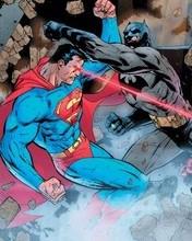 Free Superman vs. Batman.jpg phone wallpaper by mkximus