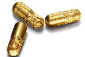 Free Gold Pills phone wallpaper by kalistah123