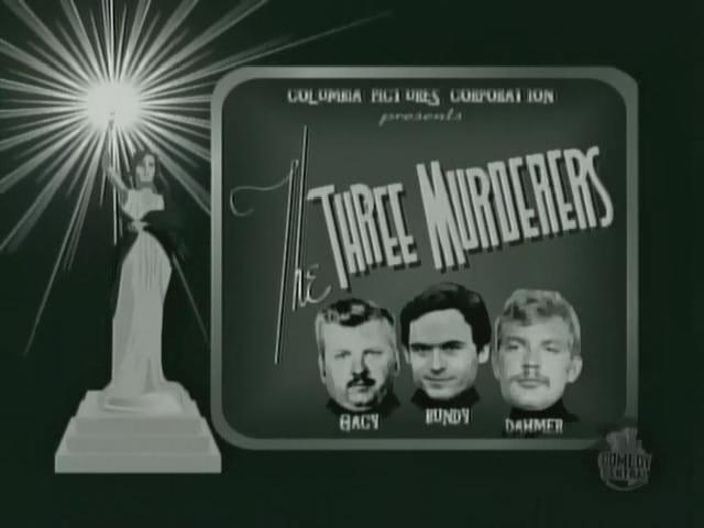 Free The Three Murderers phone wallpaper by hatchetz