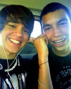 Robert and Alex
