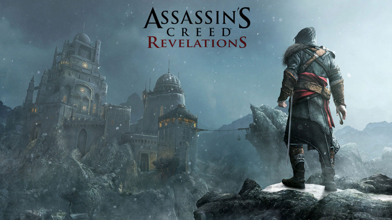 Free assassins Creed Revalation  phone wallpaper by russellauditore