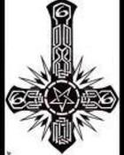 666 cross wallpaper 1