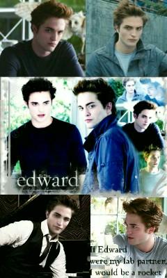 Free Edward Cullen phone wallpaper by krruth9967