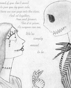 Jack and Sally Quote wallpaper 1