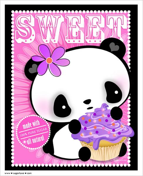 Free cute-kawaii-pink-panda-cupcake.jpg phone wallpaper by magicheart53
