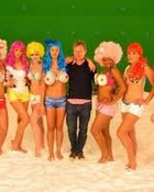 California Gurls behind-the-scenes