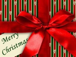 Free Christmas Gift phone wallpaper by missjas