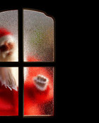 Santa Knockin' wallpaper 1