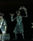 Disney Hitchhiking Ghosts