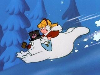 Free Frosty The Snowman phone wallpaper by missjas