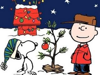 Free Charlie Brown Christmas phone wallpaper by missjas