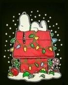 Snoopy Christmas Dream