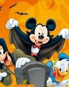 Halloween Disney wallpaper 1