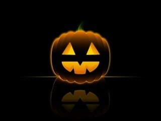 Free Halloween Jack-O-Lantern phone wallpaper by missjas