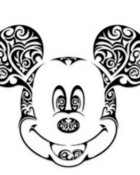 Mickey Mouse Tattoo wallpaper 1