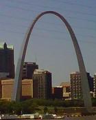 St.Louis Arch wallpaper 1