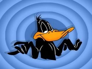 Free Daffy Duck phone wallpaper by missjas