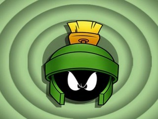 Free Marvin The Martian phone wallpaper by missjas