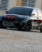 Black Evo 8