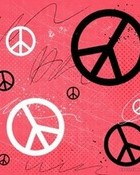 pink-peace.jpg wallpaper 1
