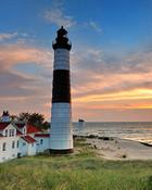 Ludington Lighthouse 2