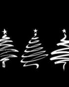 Christmas Trees wallpaper 1