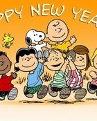 Happy New Year Charlie Brown