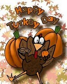 Happy Turkey Day wallpaper 1