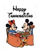 Happy Thanksgiving Mickey