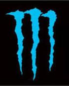 blue monster logo