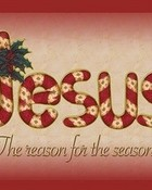 Jesus Is The Reason Christmas