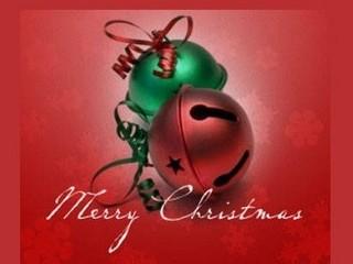 Free Jingle Bells Christmas phone wallpaper by missjas