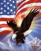 4th Of July Eagle