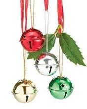 Free Christmas Bells phone wallpaper by missjas