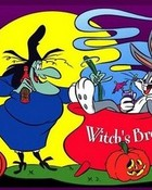 Halloween Looney Tunes wallpaper 1