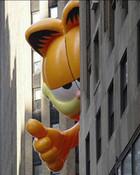 Garfield Macy's Parade
