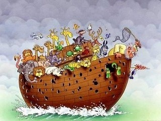 Free Noahs Ark phone wallpaper by missjas