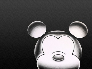 Free Mickey Mouse Abstract phone wallpaper by missjas