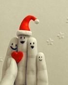 A Family Christmas wallpaper 1