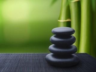 Free Meditation Stones phone wallpaper by missjas