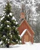 Country Church Christmas