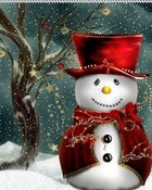 The Snowman Prince wallpaper 1
