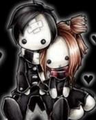 gothic doll love